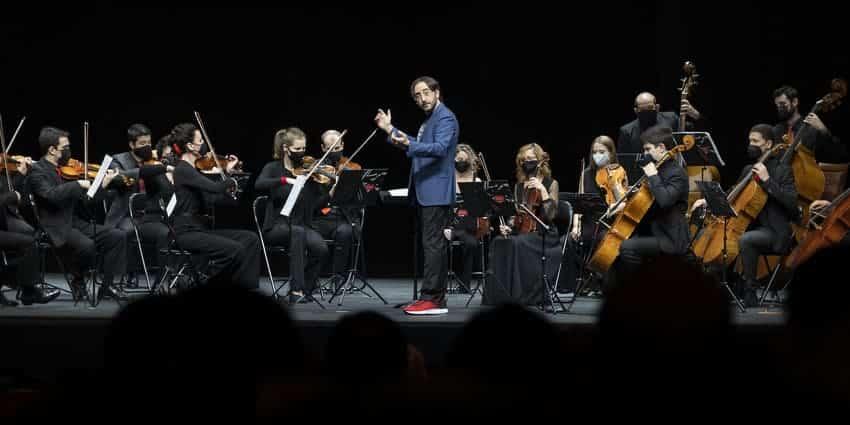 Un 'Concierto de Aranjuez' para celebrar San Valentín con Camerata Musicalis