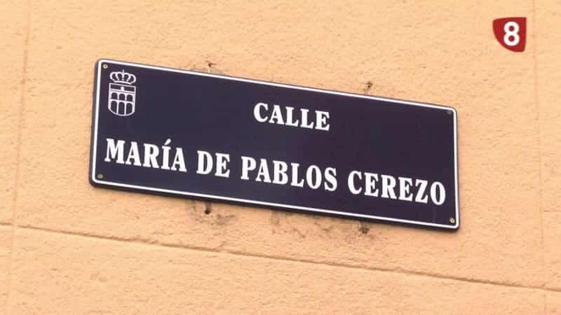 Calle María de Pablos