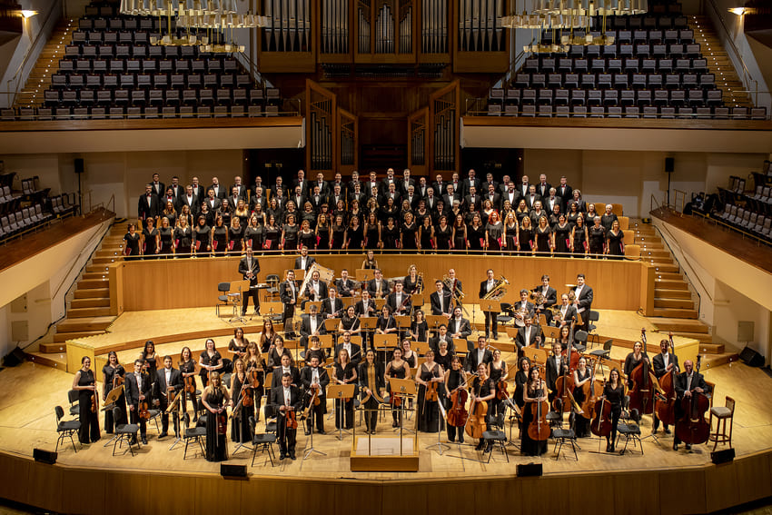 'España en la música' en el Auditorio Nacional