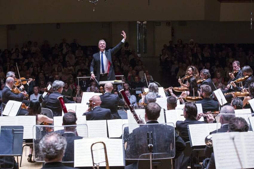 Alexander Liebreich, nuevo director titular de la Orquesta de Valencia