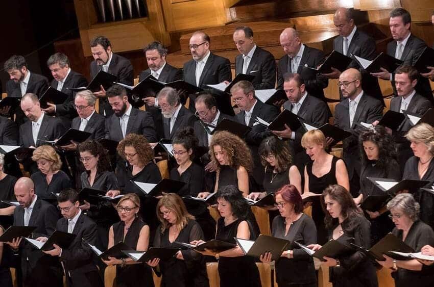 Carmina Burana por el Coro Nacional este fin de semana
