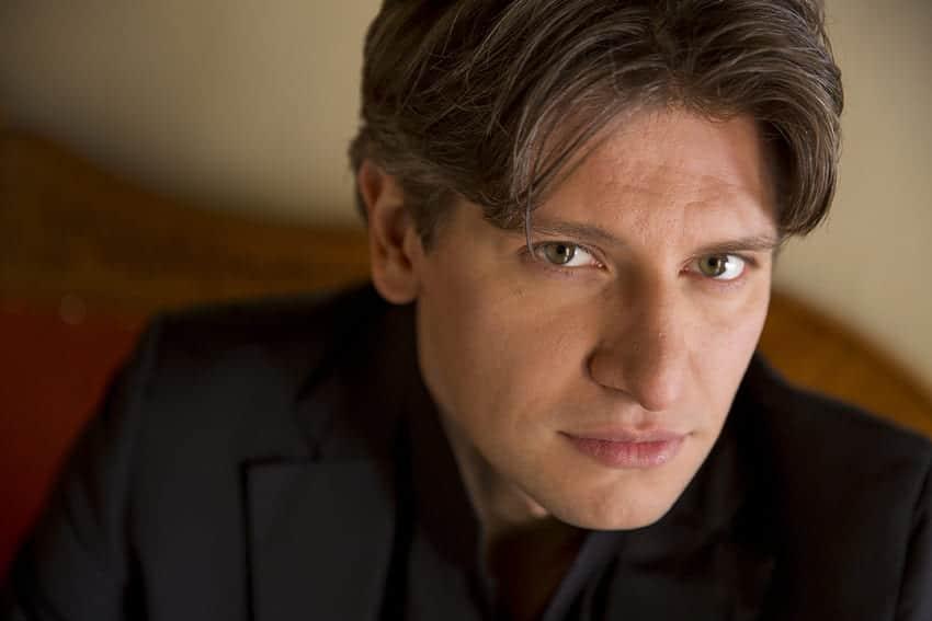 Daniele Rustioni dirige 'Falstaff' en Les Arts