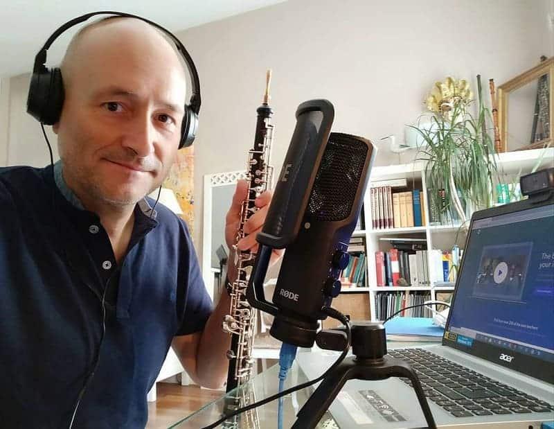 ¿Son útiles las clases de instrumento online?