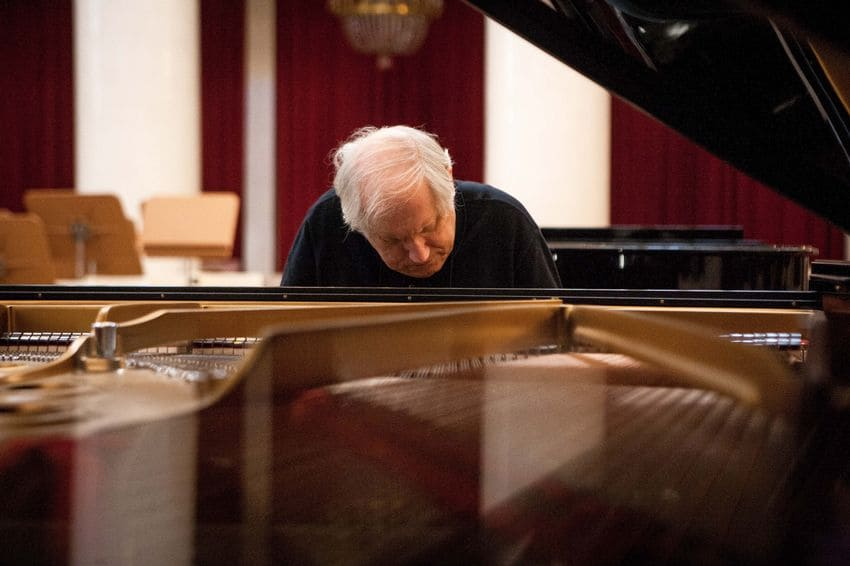 Grigory Sokolov regresa al Maestranza