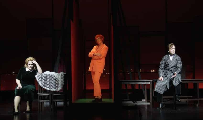 Guillermo Amaya dirige 'Trouble in Tahiti' en la Ópera de Osnabrück