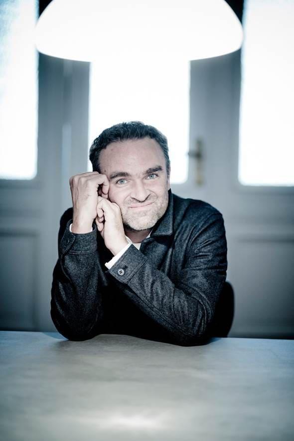 Jörg Widmann con la ONE y el concertino para clarinete de Weber