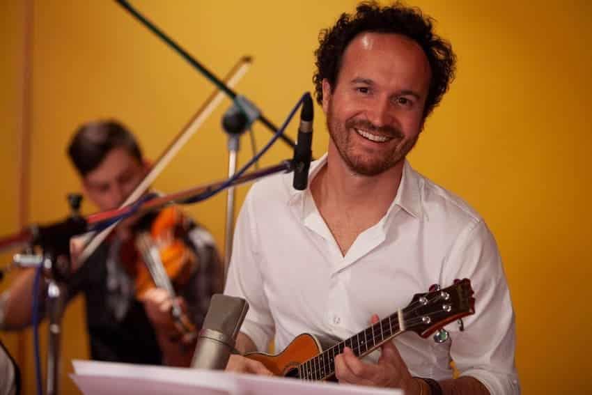 Juan Antonio Simarro, próximo invitado de Camerata Musicalis