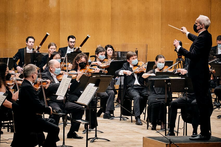 La RFG retransmite por streaming dos sinfonías de Beethoven