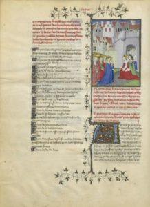 La cité des dames, Christine de Pizan © Bibliothèque nationale de France