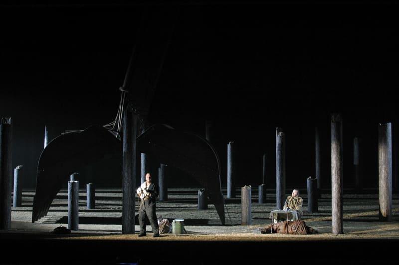 Siegfried (montaje de Robert Carsen) © Klaus Lefebvre | Oper Köln