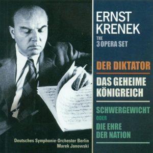 Der Diktator, de Ernst Krenek