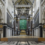 Josquin Desprez Taller de Músicas Históricas Interior de la Catedral de Amberes © AMUZ - Koen Van Damme