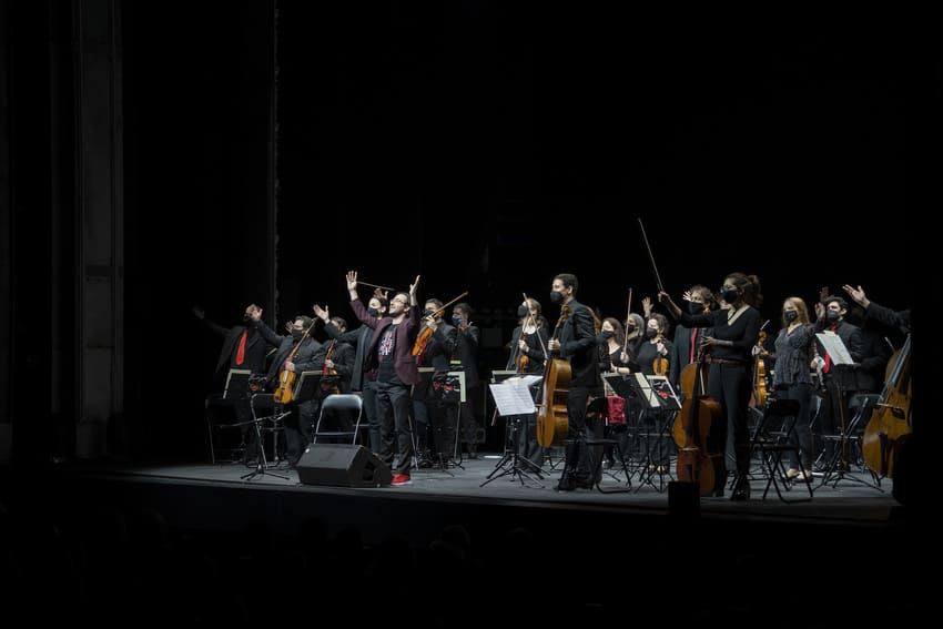 Camerata Musicalis presenta 'Idilio de Sigfrido'