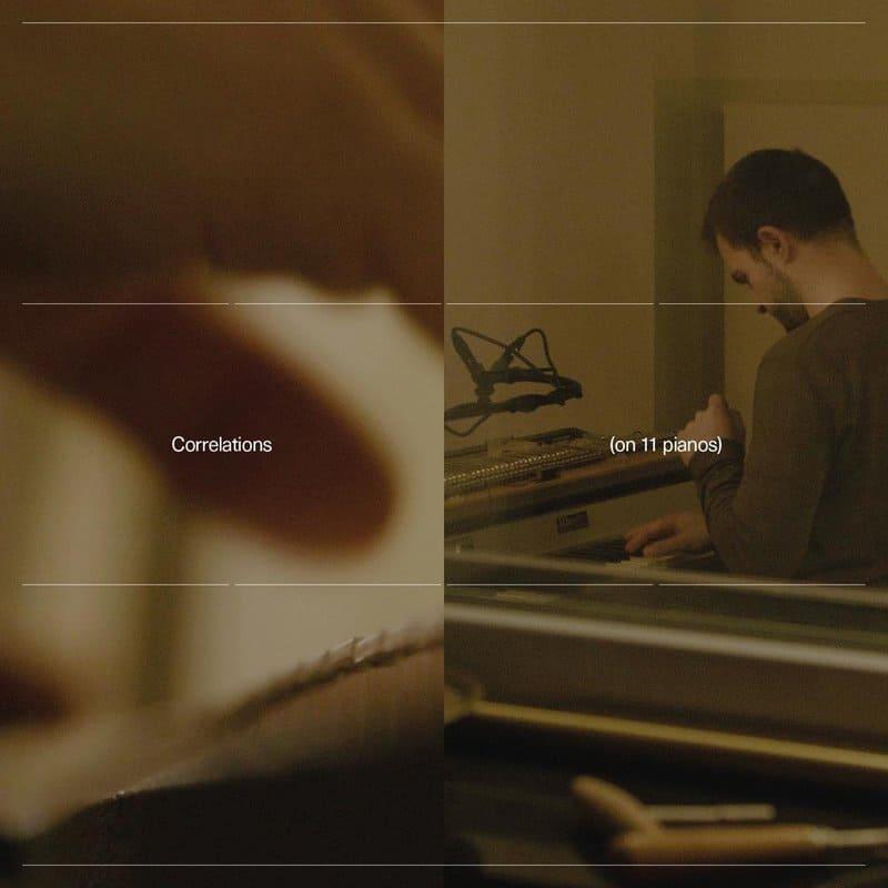 Correlations (on 11 pianos) Carlos Cipa
