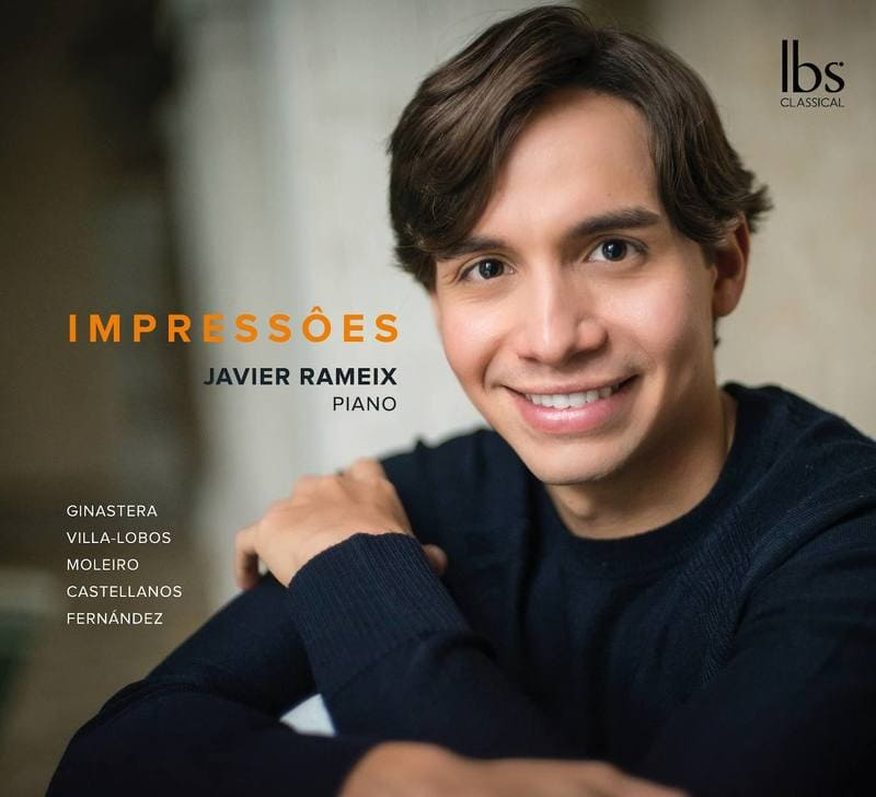Impressôes Javier Rameix, piano