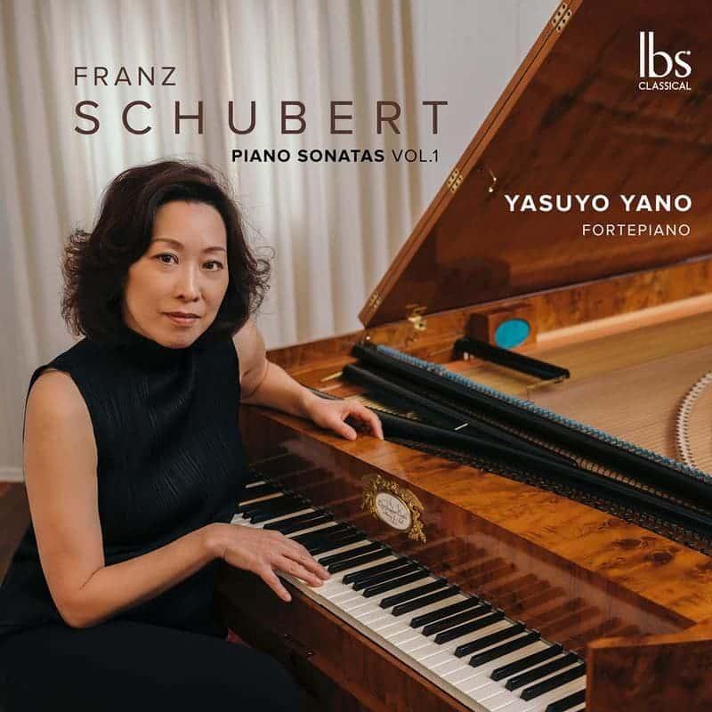 Franz Schubert. Piano Sonatas Vol. 1 Yasuyo Yano