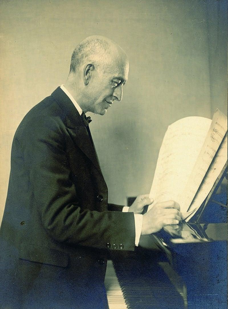 Manuel de Falla Educación musical