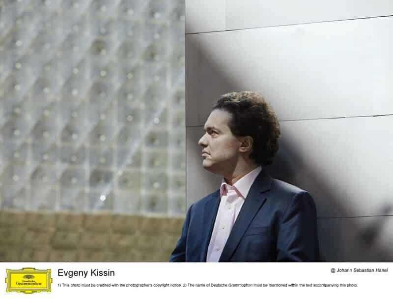 Evgeny Kissin en el BCN CLÀSSICS