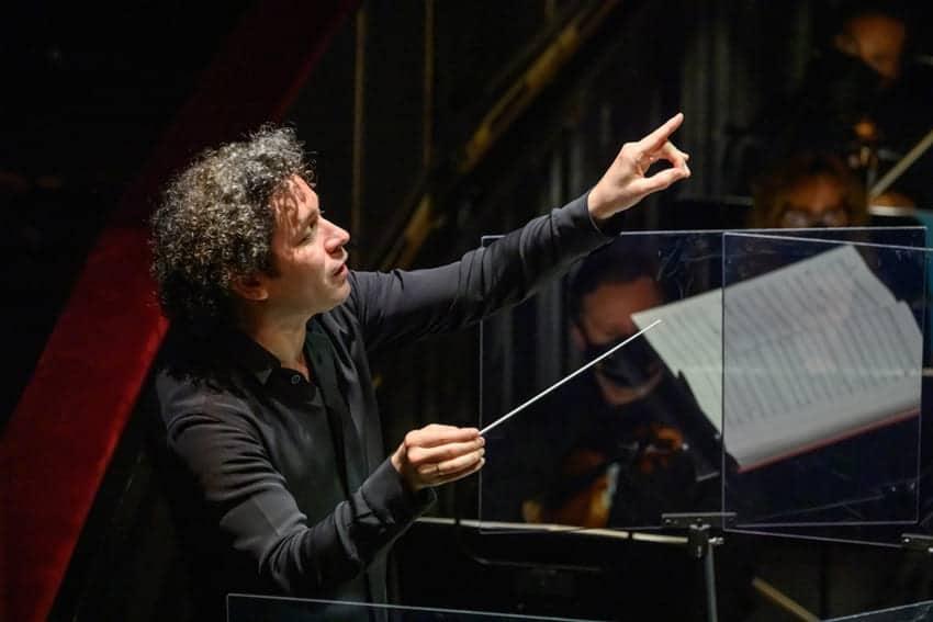 Gustavo Dudamel dirige 'Otello' en el Liceu