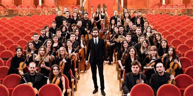 La Orquesta de Córdoba invita a sus jóvenes músicos al escenario