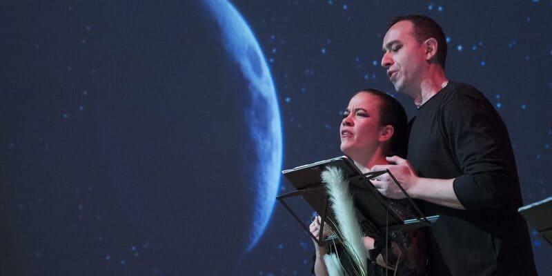 La ópera de cámara 'Lilith' de David del Puerto llega a Madrid