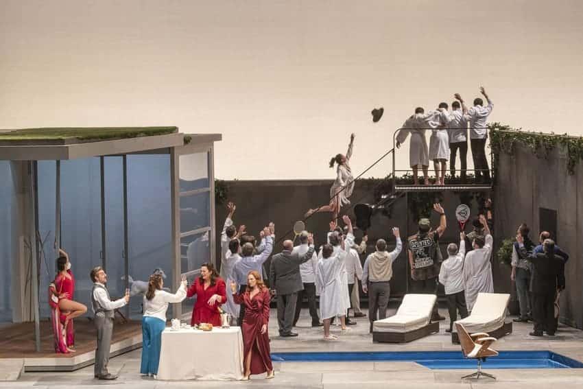 Les Arts estrena la ópera 'Falstaff'