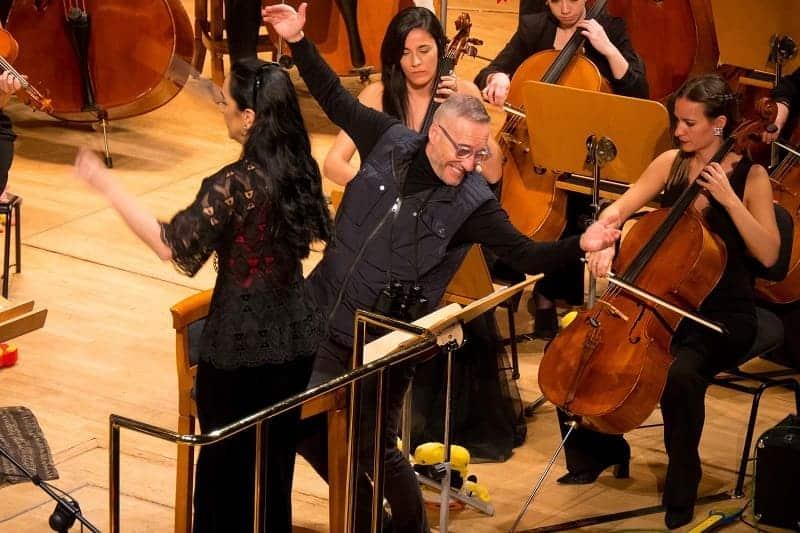 Música y cuentos infantiles en el Auditorio Nacional