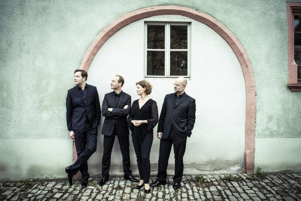Nueva cita del Cuarteto Mandelring en el Círculo de Bellas Artes