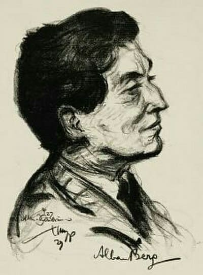 Retrato realizado por Emil Stumpp en 1927.