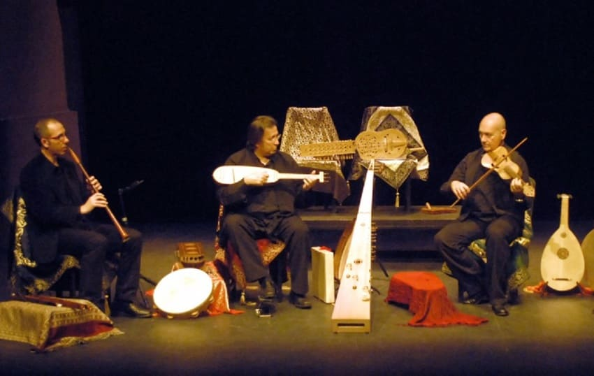 'Los músicos de Urueña'en el Monasterio de la Valldigna este sábado