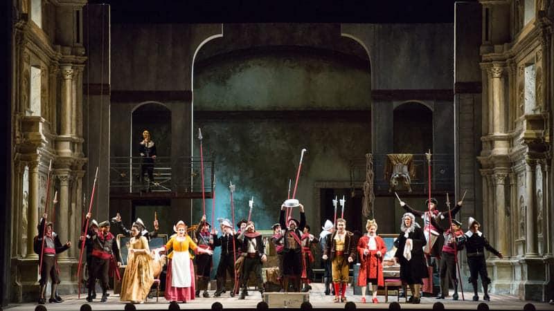 Aplazado 'Il barbiere di Siviglia' en el Teatro Cervantes