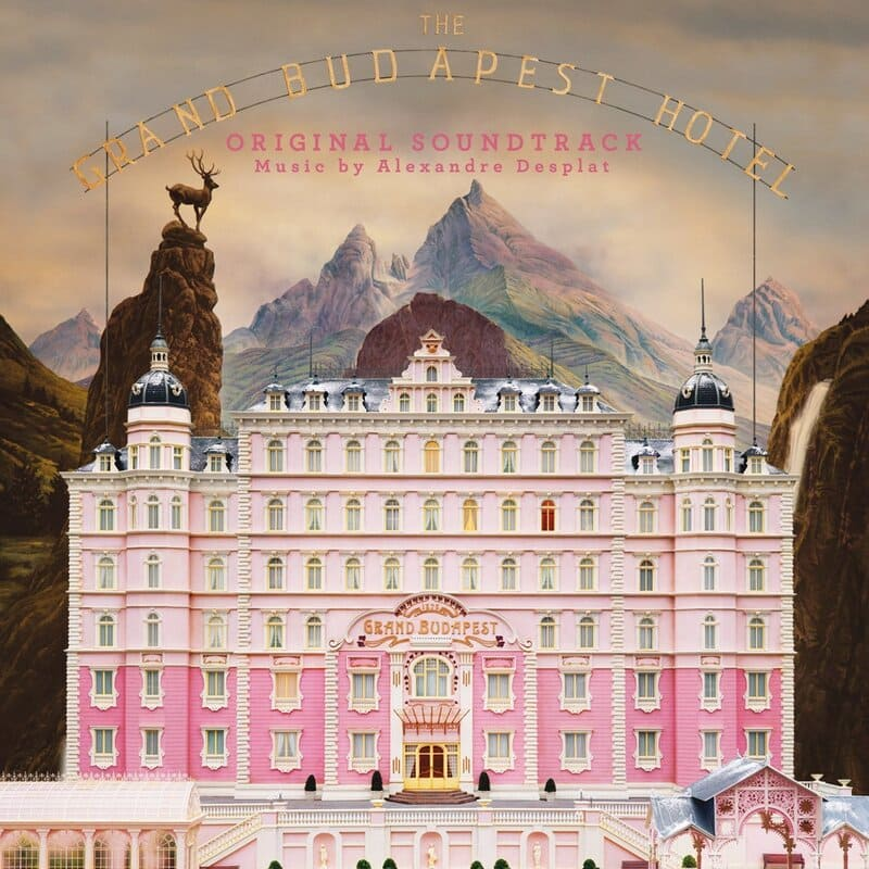 The Grand Hotel Budapest