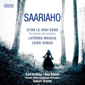 El Concierto para clarinete y orquesta 'D'Om le Vrai Sens' de Kaija Saariaho