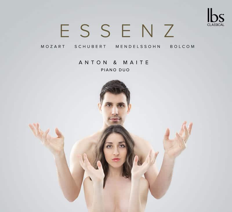 Essenz Antón y Maite Piano Dúo