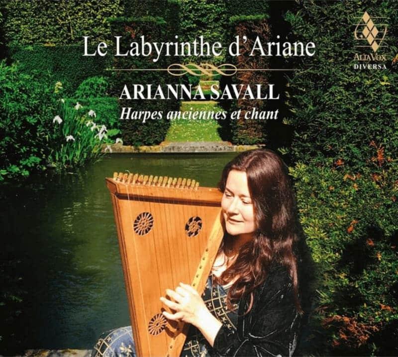 Le Labyrinthe d'Ariane Arianna Savall