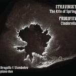 Stravinski & Prokofiev de Brugalla & Stambolov, piano duo