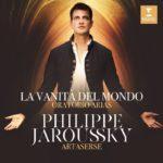 Philippe Jaroussky contratenorLa vanità del mondo. Oratorio arias