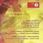 Spanish Music in the XX Century