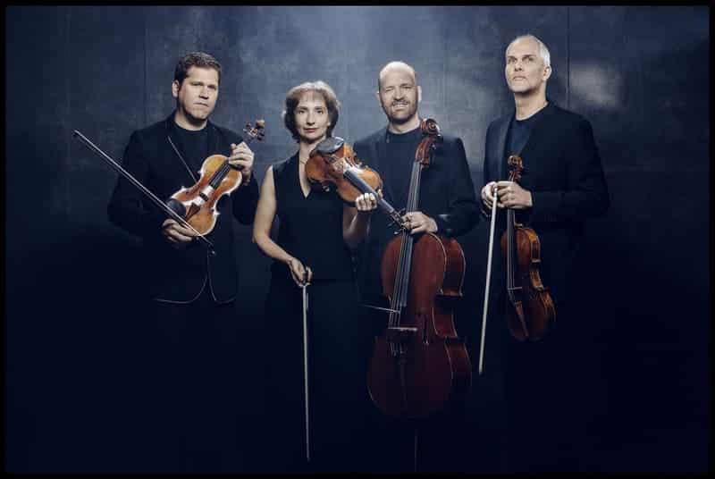 El Cuarteto Casals y la OEX, sin director