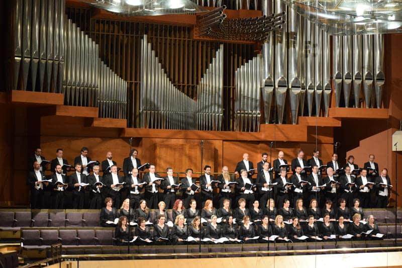El Coro RTVE frente al Réquiem de Mozart