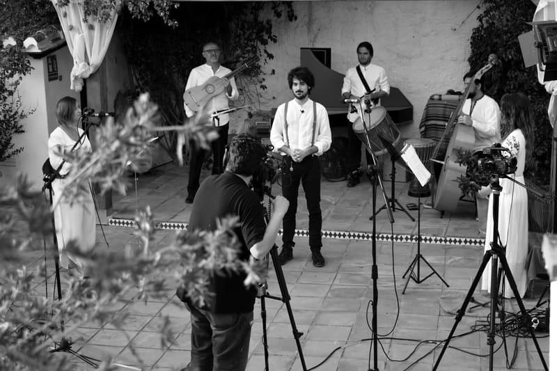 Íliber Ensemble en streaming, desde Granada