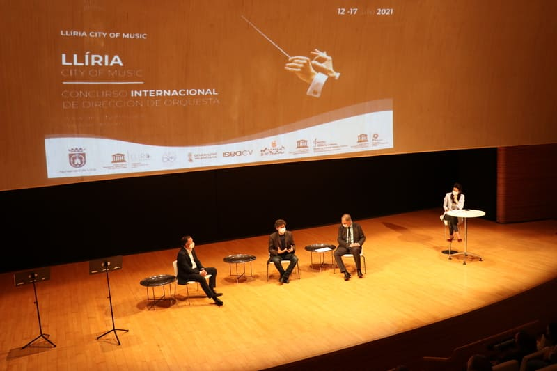'Lliria, City of Music', I Concurso Internacional de Dirección
