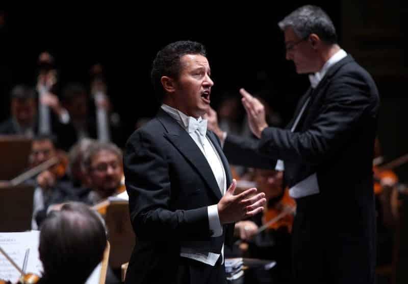 Piotr Beczala como culminación de 'Las Voces del Real'