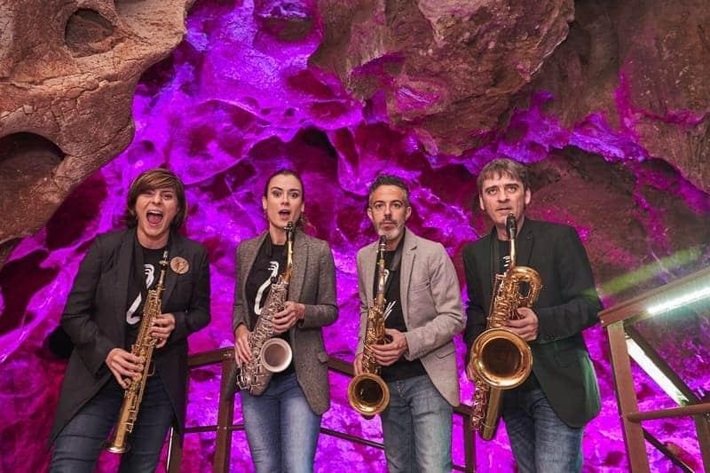 Sinoidal Ensemble en Málaga