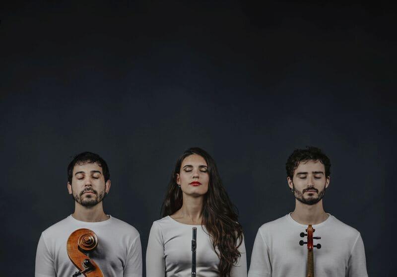 Un nuevo sonido en El Maesranza, por Vandalia Trío