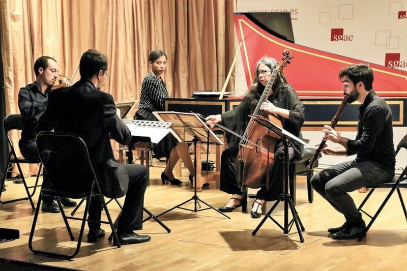 Vuelta a lo primitivo y ritualista con Ensemble Continuum XXI