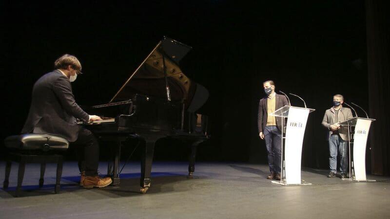 El Concurso de Piano de Ferrol bate su récord de participación