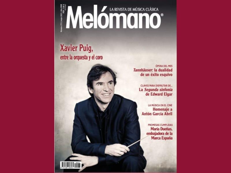 portada revista melómano 273