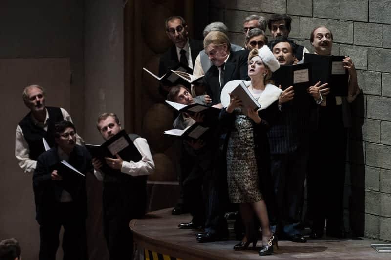 'La ópera se mira al espejo' en el Teatro Real