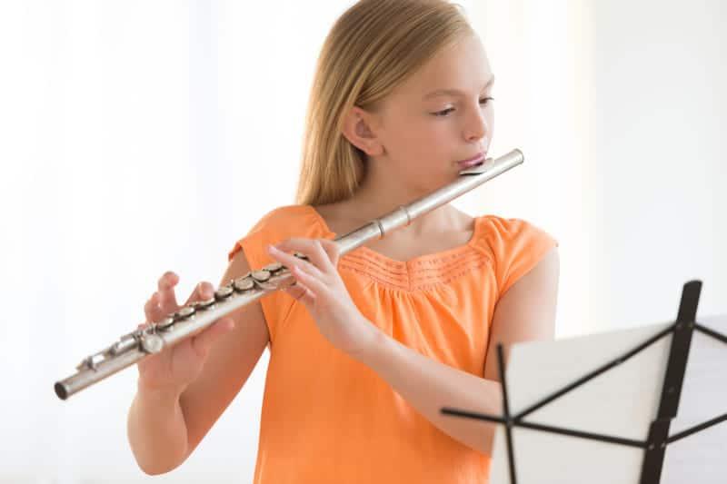 La estructura de la clase de instrumento